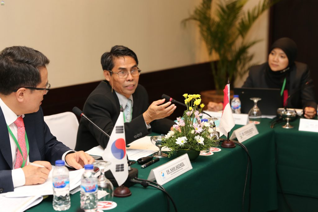 The 3rd Bilateral Meeting BMKG – KMA